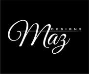 Maz Designs Logo - Entry #418