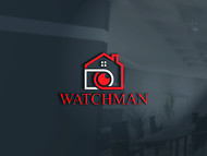 Watchman Surveillance Logo - Entry #113