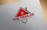 The Trailer Hub Logo - Entry #25