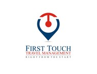 First Touch Travel Management Logo - Entry #65