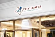 City Limits Vet Clinic Logo - Entry #110