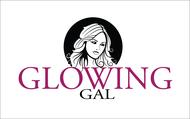 Glowing Gal Logo - Entry #9