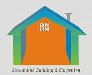 STREAMLINE building & carpentry Logo - Entry #51
