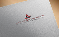 Acadiana Fire Extinguisher Sales and Service Logo - Entry #309