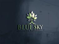 Blue Sky Life Plans Logo - Entry #273
