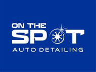 On the Spot Auto Detailing Logo - Entry #128