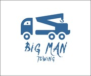 Big Man Towing Logo - Entry #76