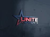 Unite not Ignite Logo - Entry #209