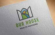 Our House Wealth Advisors Logo - Entry #87