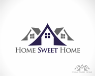 Home Sweet Home  Logo - Entry #41
