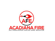 Acadiana Fire Extinguisher Sales and Service Logo - Entry #76