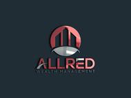 ALLRED WEALTH MANAGEMENT Logo - Entry #520