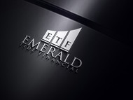 Emerald Tide Financial Logo - Entry #306