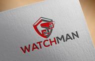 Watchman Surveillance Logo - Entry #36