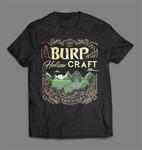 Burp Hollow Craft  Logo - Entry #303