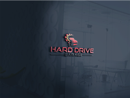 Hard drive garage Logo - Entry #45