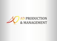 Corporate Logo Design 'AD Productions & Management' - Entry #150