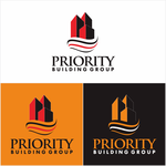 Priority Building Group Logo - Entry #94