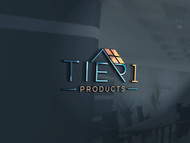 Tier 1 Products Logo - Entry #12