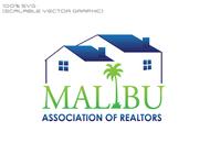 MALIBU ASSOCIATION OF REALTORS Logo - Entry #8