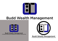Budd Wealth Management Logo - Entry #233