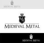 Medieval Metal Logo - Entry #76