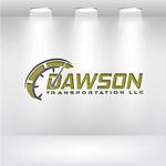 Dawson Transportation LLC. Logo - Entry #96