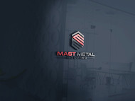 Mast Metal Roofing Logo - Entry #173