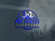 Mr. Fresh Carpet Care Logo - Entry #65