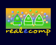 New nationwide real estate and community website Logo - Entry #78