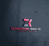 Revolution Fence Co. Logo - Entry #186