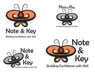 Note & Key Logo - Entry #17