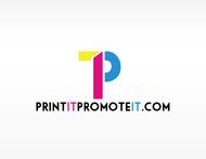 PrintItPromoteIt.com Logo - Entry #224