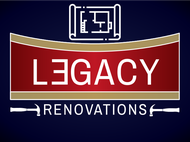LEGACY RENOVATIONS Logo - Entry #134
