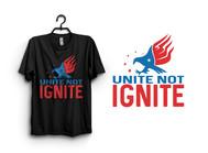 Unite not Ignite Logo - Entry #141