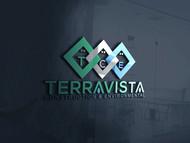 TerraVista Construction & Environmental Logo - Entry #304