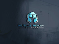 Muscle Memory fitness Logo - Entry #45