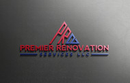 Premier Renovation Services LLC Logo - Entry #175