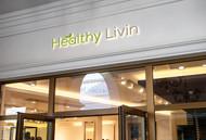 Healthy Livin Logo - Entry #166