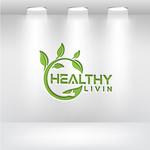 Healthy Livin Logo - Entry #313
