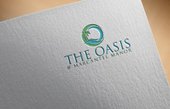 The Oasis @ Marcantel Manor Logo - Entry #103