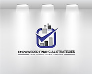 Empowered Financial Strategies Logo - Entry #384