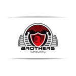 Brothers Security Logo - Entry #15