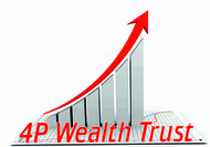 4P Wealth Trust Logo - Entry #94