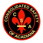 Consolidated Safety of Acadiana / Fire Extinguisher Sales & Service Logo - Entry #85