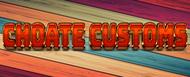Choate Customs Logo - Entry #264