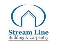 STREAMLINE building & carpentry Logo - Entry #115