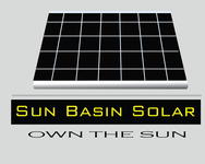 Sun Basin Solar Logo - Entry #78