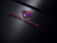 American Diamond Cattle Ranchers Logo - Entry #136