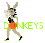 DONKEYS Logo - Entry #19
